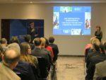 Piotr Bartosiak, Emilia Maciejewska, przedstawiciele Departamentu Strategii, Kwalifikacji i Kształcenia Zawodowego w Ministerstwie Edukacji Narodowej