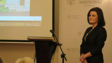 przedstawicielka Instytutu Badań Edukacyjnych Kamila Pawłowska