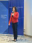 Kamila Pawłowska, przedstawicielka Instytutu Badań Edukacyjnych