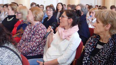 Sesja pytań uczestników konferencji