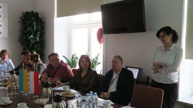 Prezentacja Mariny Warsimaszwili