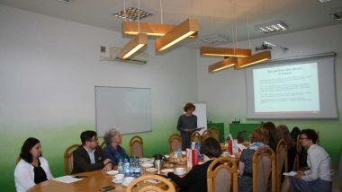 Spotkanie w Ośrodku Rozwoju Edukacji