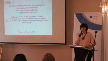 wicedyrektor Ośrodka dr Beata Jancarz-Łanczkowska