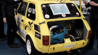 samochód szkoleniowy - mechanik samochodowy
