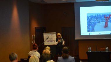 Podsumowanie konferencji – wystąpienie Pani Jadwigi Marioli Szczypiń-Dyrektor ORE