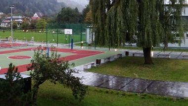 Nowoczesna infrastruktura sportowa w ZSP Małopolskiej Szkole Gościnności w Myślenicach