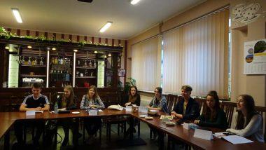 Pracownie dydaktyczne: Pracownia baristyczna w ZSP Małopolskiej Szkole Gościnności w Myślenicach