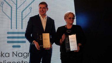 Wicedyrektor ORE Bożena Mayer-Gawron zPolską Nagrodą Inteligentnego Rozwoju 2018