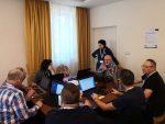 Spotkanie autorów – grupa 8
