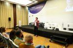 """Bartłomiej Polakowski – CEE Learning Methods Manager w PwC. Wystąpienie """" Technologie, które… zmienią świat edukacji?"""