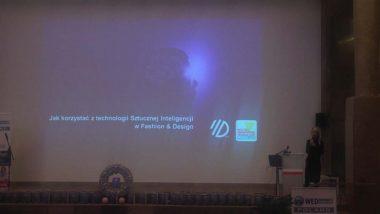 Prezentacja: Jak korzystać z technologii sztuczna inteligencja w branży fashion & design