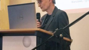 Wystąpienie Bożeny Charczuk, Wicedyrektor ds. dydaktycznych MOW w Radzionkowie