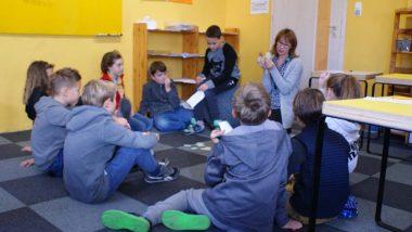 Lekcja matematyki - podsumowanie z wykorzystaniem gry dydaktycznej