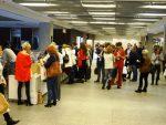 Uczestnicy Ogólnopolskiego Dnia Informacyjnego Programu Erasmus+ oraz Europejskiego Korpusu Solidarności