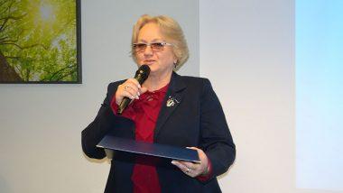 Promotor edukacji Normalizacyjnej Bożena Mayer-Gawron