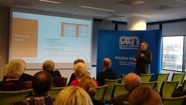 Wystąpienie dr. T. Kulisiewicza, Zastępcy dyrektora Ośrodka Studiów nad Cyfrowym Państwem