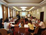 Pilotaż modelu doradztwa dla JST - praca w grupach warsztatowych