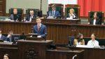 przemówienie przewodnczącego Rady Dzieci iMłodzieży Piotra Wasilewskiego