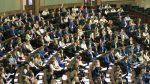 głosowanie nadprojektem Uchwały SDiM
