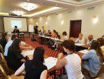 Piotaż modelu doradztwa dla JST - warsztaty Grupa gminy wiejskie