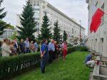 Pracownicy ORE oddają hołd Powstańcom