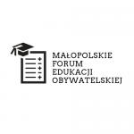 Logo Małopolskiego Forum Edukacji Obywatelskiej