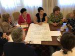 Przedstawiciele powiatów imiast rozmawiają natemat praktycznej nauki zawodu