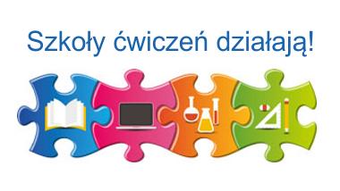 logo projektu Szkoła ćwiczeń