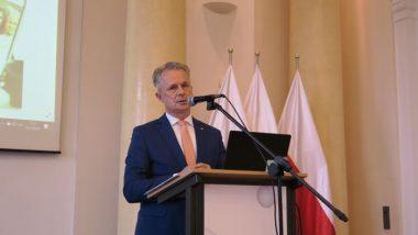 Dyrektor Generalny MEN Sławomir Adamiec - przemówienie powitalne
