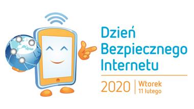 Baner akcji: Dzień bezbpiecznego Internetu 2020