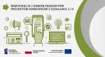 Mini banner projektu: Weryfikacja iodbiór produktów projektów konkursowych zDziałania 2.14