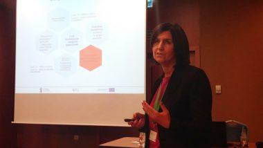 Urszula Blicharz – ekspert projektu Partnerstwo na rzecz ksztacenia zawodowego