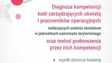 diagnoza kompetencji raport