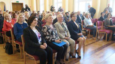 Goście i uczestnicy konferencji