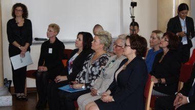 Przedstawiciele Ośrodka Rozwoju Edukacji i Ministerstwa Edukacji Narodowej