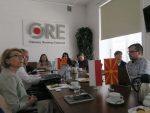 Jerzy Bielecki prezentuje system doradztwa edukacyjno-zawodowego