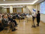 wystąpienie Urszuli Martynowicz − dyrektor Departamentu Strategii, Kwalifikacji i Kształcenia Zawodowego MEN