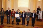 wręczenie certyfikatu – woj. małopolskie