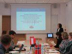 Urszula Blicharz ekspert meerytoryczny projektu Partnerstwo na rzecz kształcenia zawodowego (ORE)
